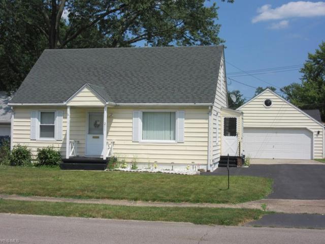 211 Beebe Avenue, Elyria, OH 44035 (MLS #4115506) :: The Crockett Team, Howard Hanna