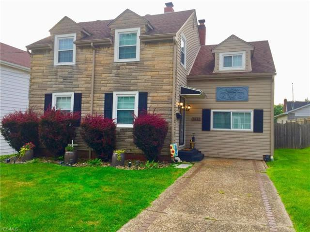 3612 Brightway Street, Weirton, WV 26062 (MLS #4115587) :: The Crockett Team, Howard Hanna