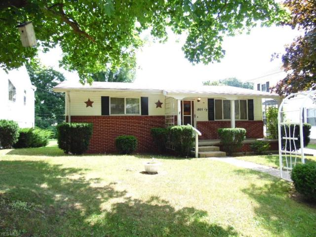 1805 1/2 Chestnut Street, Coshocton, OH 43812 (MLS #4115912) :: RE/MAX Edge Realty