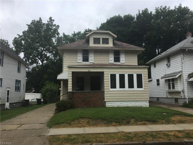 986 Collinwood Avenue, Akron, OH 44310 (MLS #4116253) :: The Crockett Team, Howard Hanna
