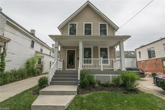 1461 W 54th Street, Cleveland, OH 44102 (MLS #4116340) :: RE/MAX Edge Realty
