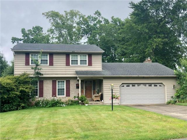 142 Shorehaven Drive, Youngstown, OH 44512 (MLS #4116351) :: The Crockett Team, Howard Hanna