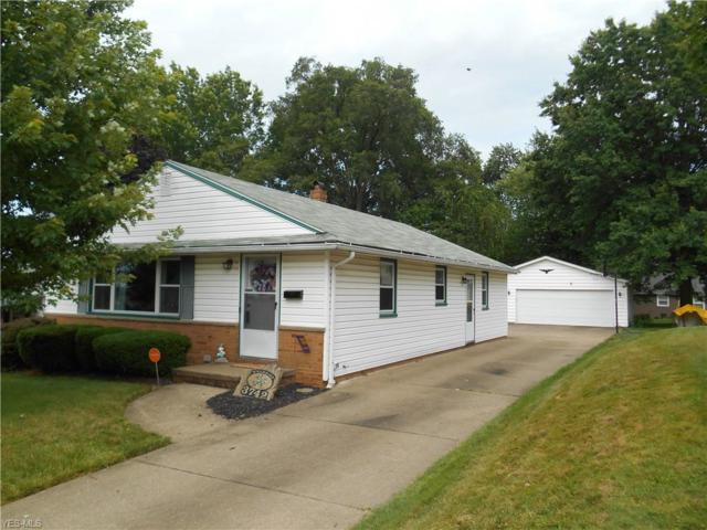 3742 Arnold Avenue NW, Canton, OH 44709 (MLS #4116464) :: The Crockett Team, Howard Hanna