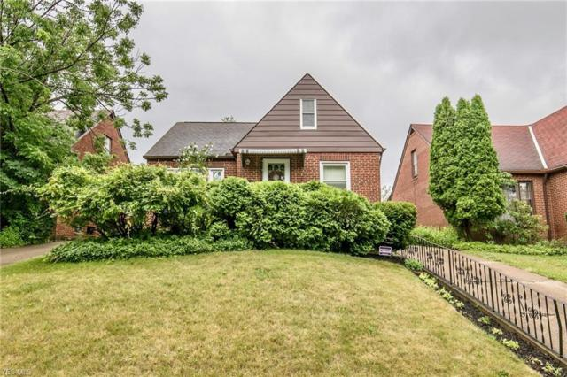 4110 Bayard Road, South Euclid, OH 44121 (MLS #4116575) :: The Crockett Team, Howard Hanna