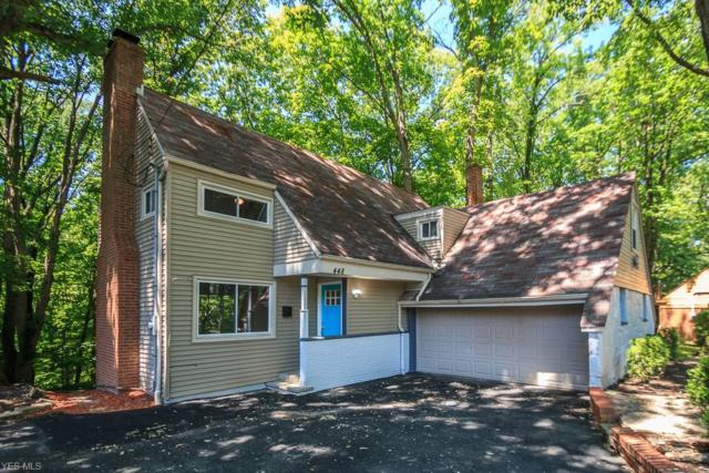 448 S Belvoir Boulevard, South Euclid, OH 44121 (MLS #4116590) :: RE/MAX Trends Realty
