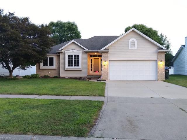 411 Pemberton Drive, Elyria, OH 44035 (MLS #4116633) :: The Crockett Team, Howard Hanna