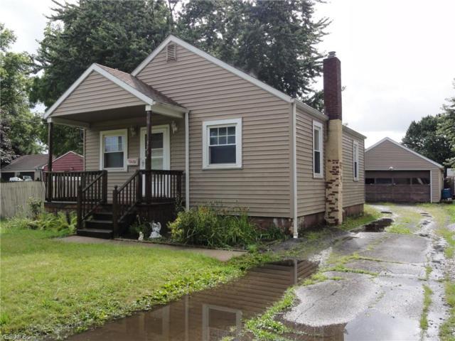 596 Dennison Avenue, Akron, OH 44312 (MLS #4116660) :: Keller Williams Chervenic Realty