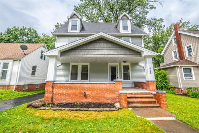 1638 S Taylor Road, Cleveland Heights, OH 44118 (MLS #4116693) :: RE/MAX Edge Realty