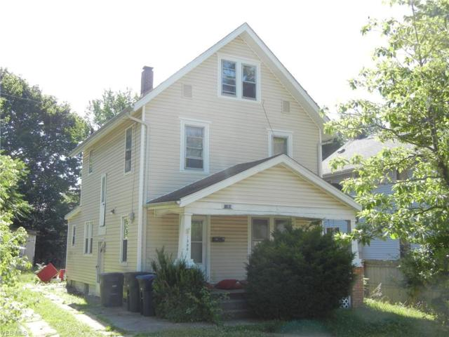 1395 Andrus Street, Akron, OH 44301 (MLS #4116749) :: The Crockett Team, Howard Hanna