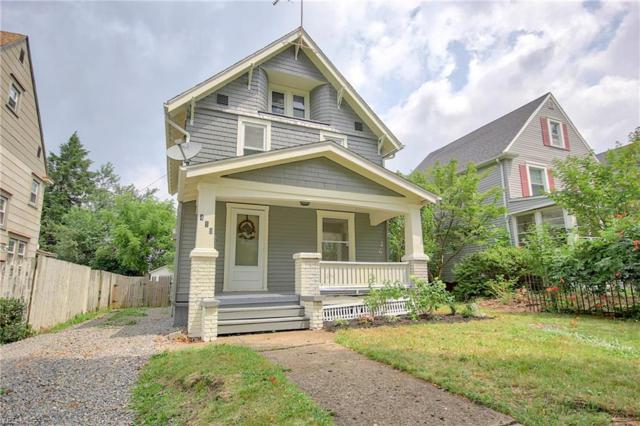 419 Lindenwood Avenue, Akron, OH 44301 (MLS #4116803) :: The Crockett Team, Howard Hanna