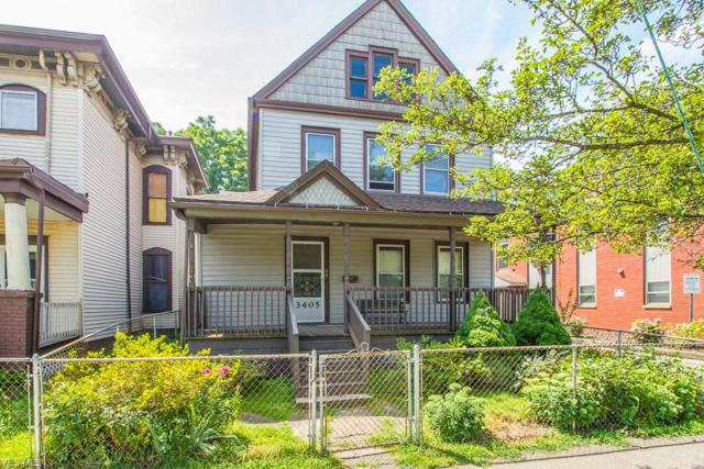 3405 Clinton Avenue, Cleveland, OH 44113 (MLS #4116876) :: RE/MAX Edge Realty