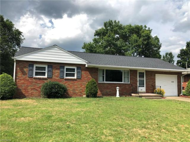 605 Evergreen Drive, Dover, OH 44622 (MLS #4117078) :: RE/MAX Edge Realty