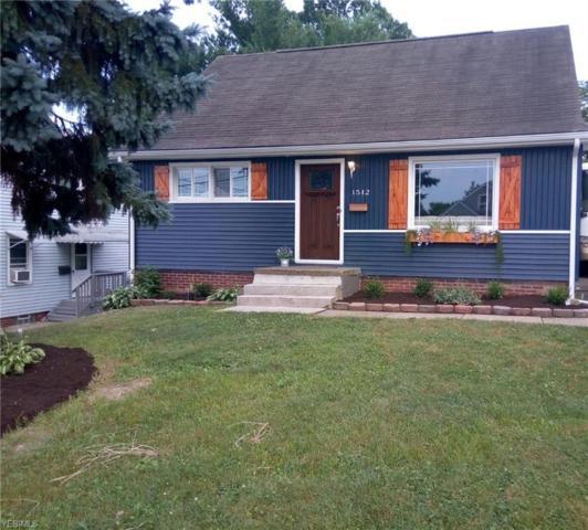 1512 27th Street NE, Canton, OH 44714 (MLS #4117164) :: RE/MAX Edge Realty