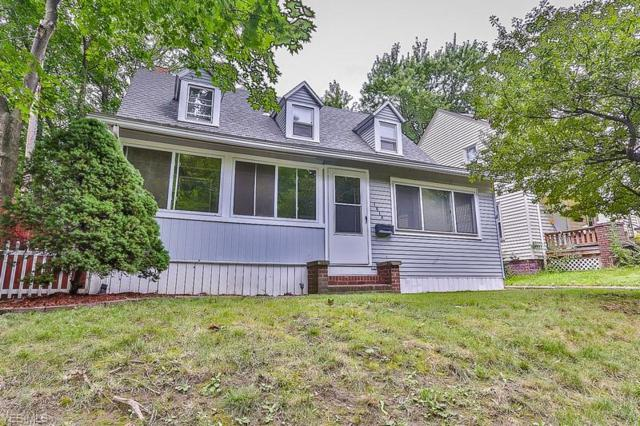 1414 Girard Street, Akron, OH 44301 (MLS #4117183) :: The Crockett Team, Howard Hanna