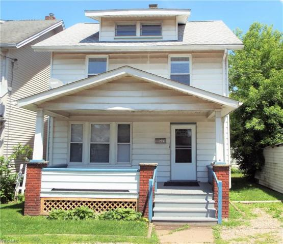 622 Shadyside Avenue SW, Canton, OH 44710 (MLS #4117403) :: RE/MAX Edge Realty
