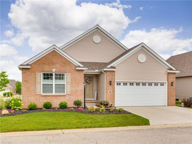 40 Wynstone Drive, Mogadore, OH 44260 (MLS #4117449) :: RE/MAX Edge Realty