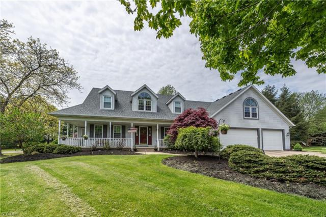 4849 Staffordshire Court Circle NW, Canton, OH 44718 (MLS #4117486) :: RE/MAX Edge Realty