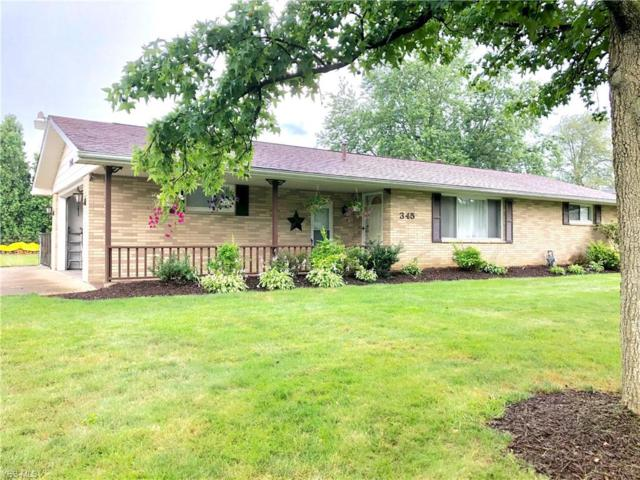 345 Starbrook Street NW, Massillon, OH 44647 (MLS #4117507) :: RE/MAX Edge Realty