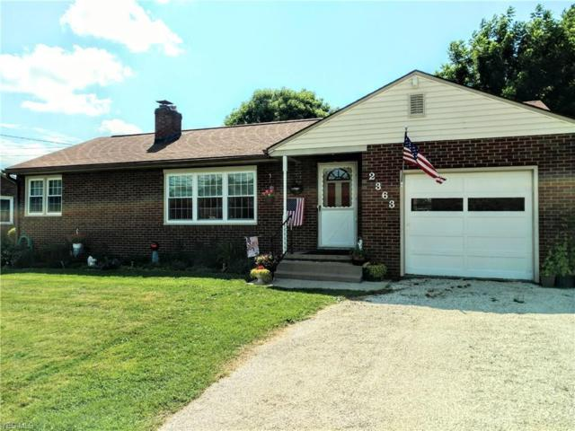 2363 Perry Drive SW, Canton, OH 44706 (MLS #4117570) :: RE/MAX Edge Realty