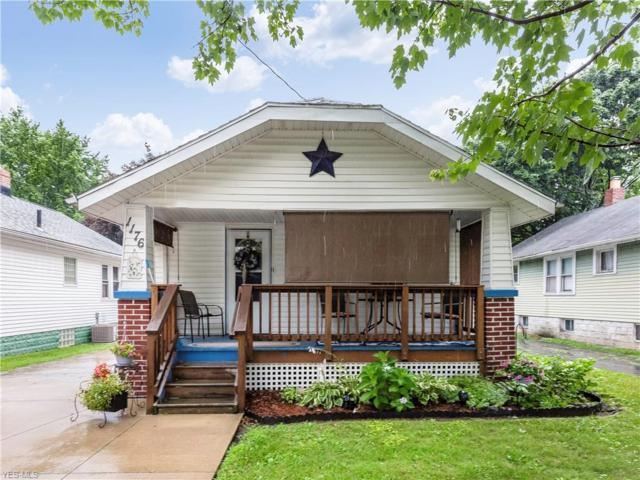 1176 Neptune Avenue, Akron, OH 44301 (MLS #4117769) :: RE/MAX Edge Realty
