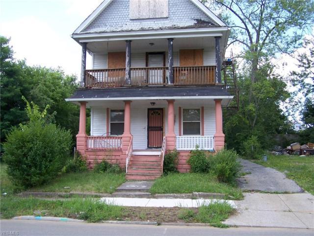 3622 E 144th Street, Cleveland, OH 44120 (MLS #4117849) :: The Crockett Team, Howard Hanna