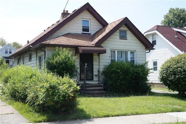 3564 E 154th Street, Cleveland, OH 44120 (MLS #4117994) :: The Crockett Team, Howard Hanna