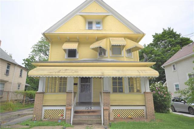 155 Rhodes Avenue, Akron, OH 44302 (MLS #4118129) :: Keller Williams Chervenic Realty