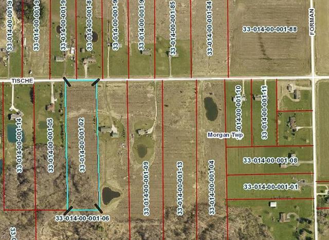 2546 Tische Road, Rock Creek, OH 44084 (MLS #4118369) :: The Crockett Team, Howard Hanna