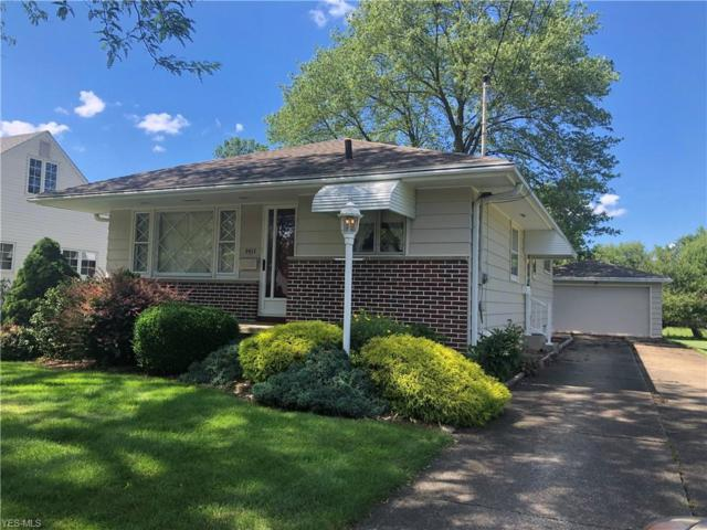 3811 Orchard Street, Mogadore, OH 44260 (MLS #4119291) :: RE/MAX Above Expectations