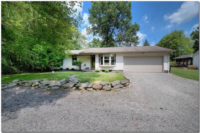 493 Towson Drive NW, Warren, OH 44483 (MLS #4120092) :: RE/MAX Valley Real Estate