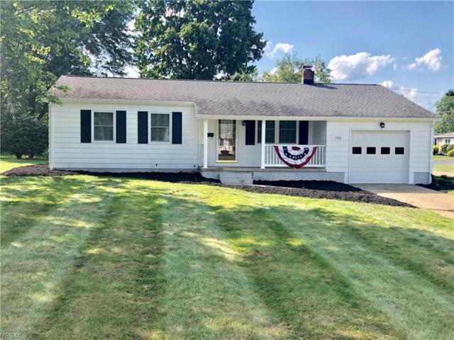 592 Janet Drive, Canfield, OH 44406 (MLS #4121231) :: RE/MAX Edge Realty