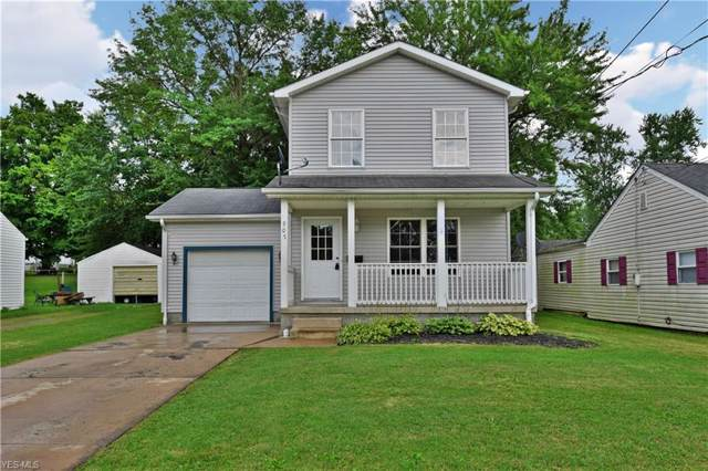 907 Frederick Street, Niles, OH 44446 (MLS #4122287) :: RE/MAX Valley Real Estate
