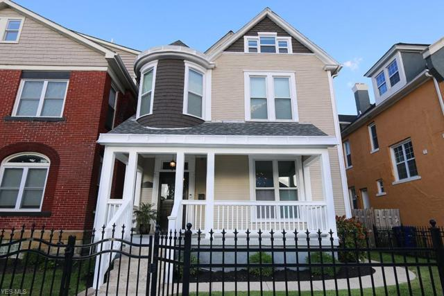 200 Wilson Avenue, Columbus, OH 43205 (MLS #4122326) :: The Crockett Team, Howard Hanna