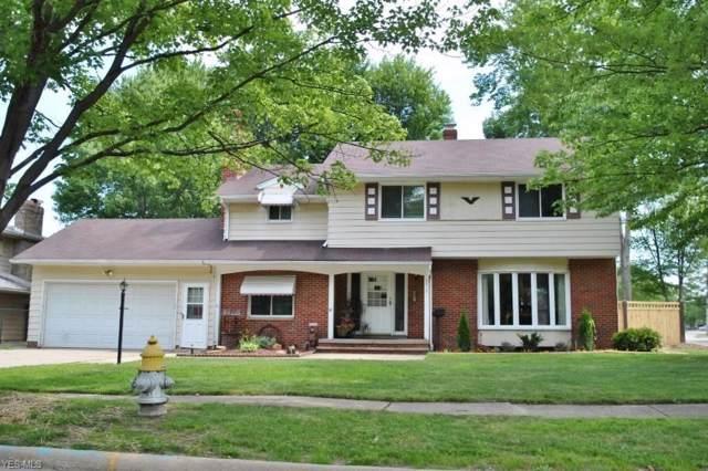 6913 Greenbriar Drive, Parma Heights, OH 44130 (MLS #4122475) :: The Crockett Team, Howard Hanna