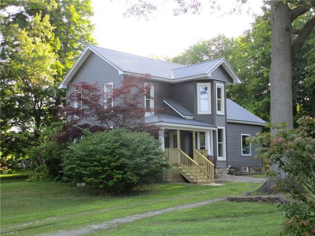 136 N Maple Street, Orwell, OH 44076 (MLS #4122477) :: The Holden Agency