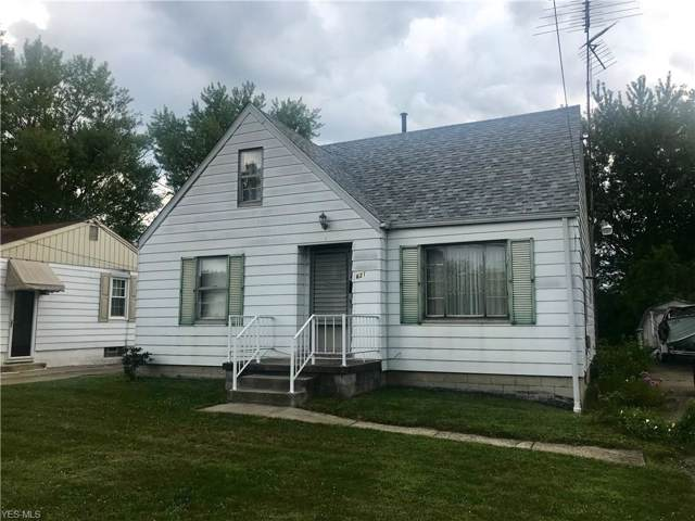 621 Peffer Avenue, Niles, OH 44446 (MLS #4122561) :: RE/MAX Valley Real Estate