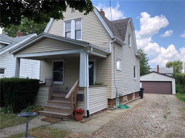 893 Jason Avenue, Akron, OH 44314 (MLS #4122581) :: RE/MAX Edge Realty