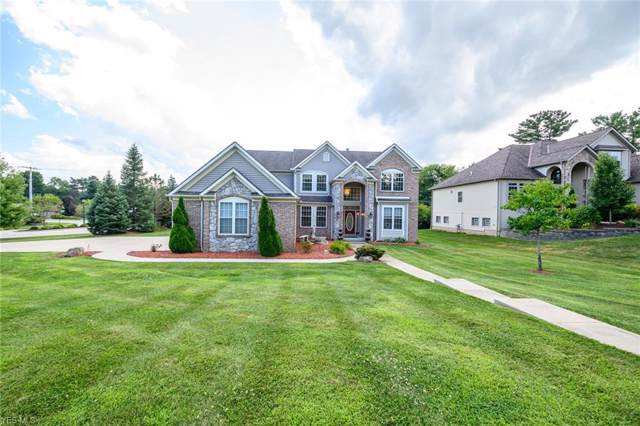 7630 Pond Brook Lane, Macedonia, OH 44056 (MLS #4122992) :: The Crockett Team, Howard Hanna