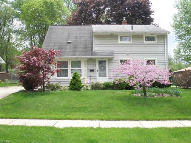 33 Pinehurst Road, Munroe Falls, OH 44262 (MLS #4123245) :: RE/MAX Above Expectations