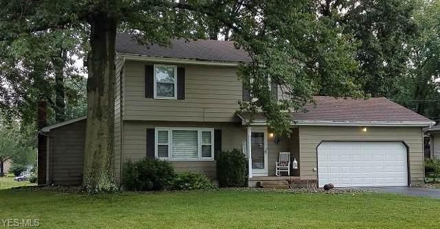 3924 Jeanette Drive, Warren, OH 44484 (MLS #4123290) :: RE/MAX Trends Realty
