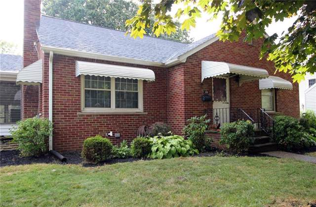 109 Miles Avenue NW, Canton, OH 44708 (MLS #4123312) :: RE/MAX Valley Real Estate
