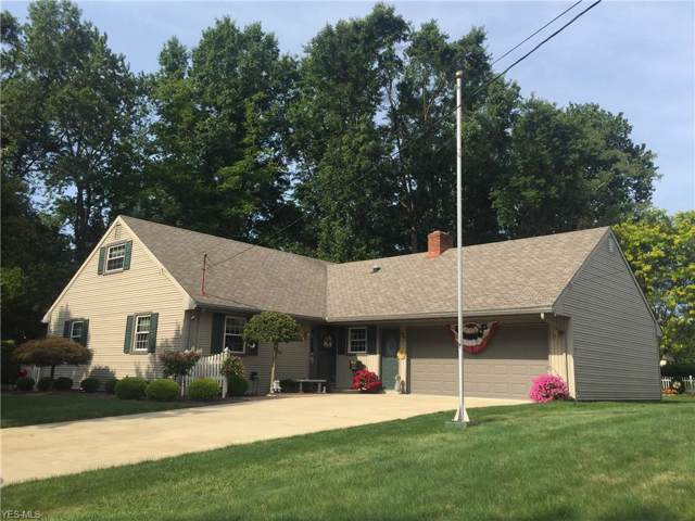 361 Edgewood Drive, Columbiana, OH 44408 (MLS #4123347) :: RE/MAX Valley Real Estate