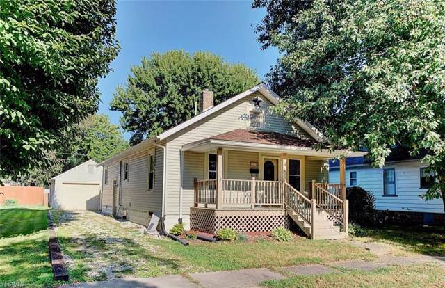 444 Tuscarawas Avenue, Newcomerstown, OH 43832 (MLS #4123460) :: The Crockett Team, Howard Hanna