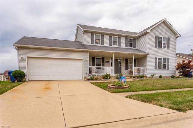 726 Grey Wolfe Drive, Lagrange, OH 44050 (MLS #4123498) :: The Crockett Team, Howard Hanna