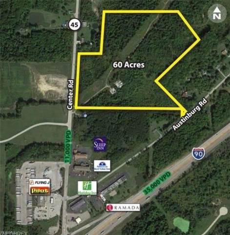 9300 Center Road, Austinburg, OH 44010 (MLS #4123579) :: RE/MAX Valley Real Estate