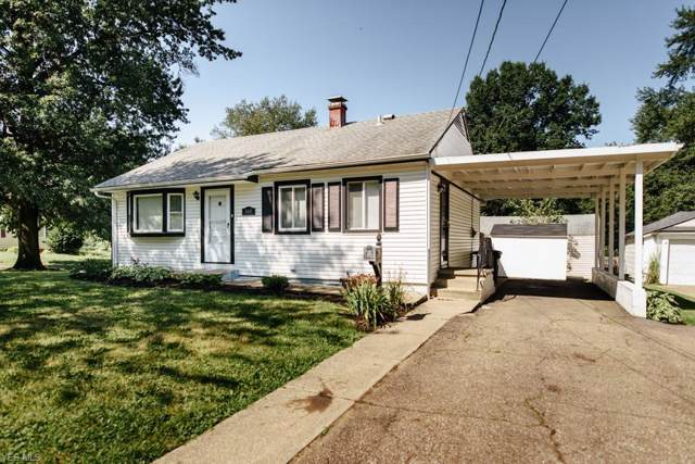 660 Grifton Avenue, Akron, OH 44305 (MLS #4124158) :: RE/MAX Edge Realty