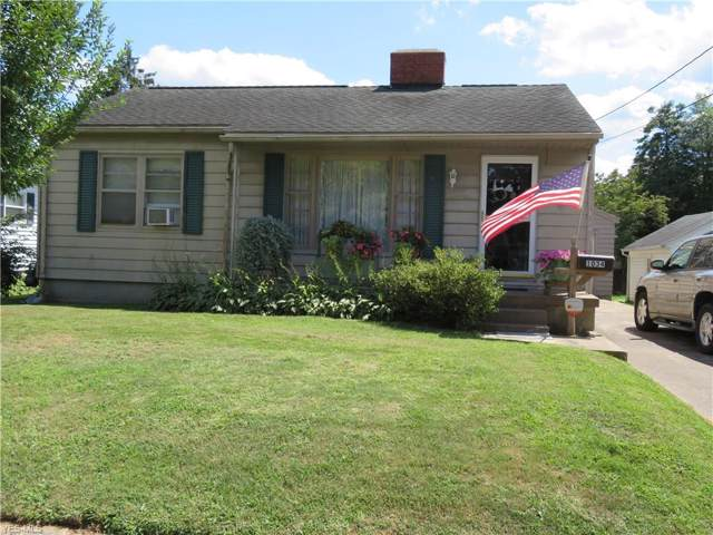 1034 Lindbergh Avenue, Zanesville, OH 43701 (MLS #4124243) :: RE/MAX Edge Realty