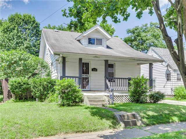 1260 Dietz Avenue, Akron, OH 44301 (MLS #4124281) :: RE/MAX Above Expectations