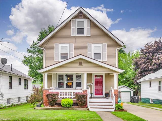1184 Neptune Avenue, Akron, OH 44301 (MLS #4124914) :: RE/MAX Edge Realty