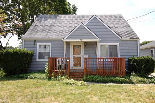 724 Roosevelt Avenue, Cuyahoga Falls, OH 44221 (MLS #4125055) :: RE/MAX Above Expectations